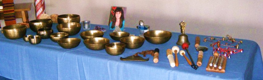 Bowls & other instruments