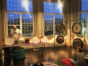 Fourth Friday Gong Bath @ Breathing Time Yoga | Pawtucket | Rhode Island | United States